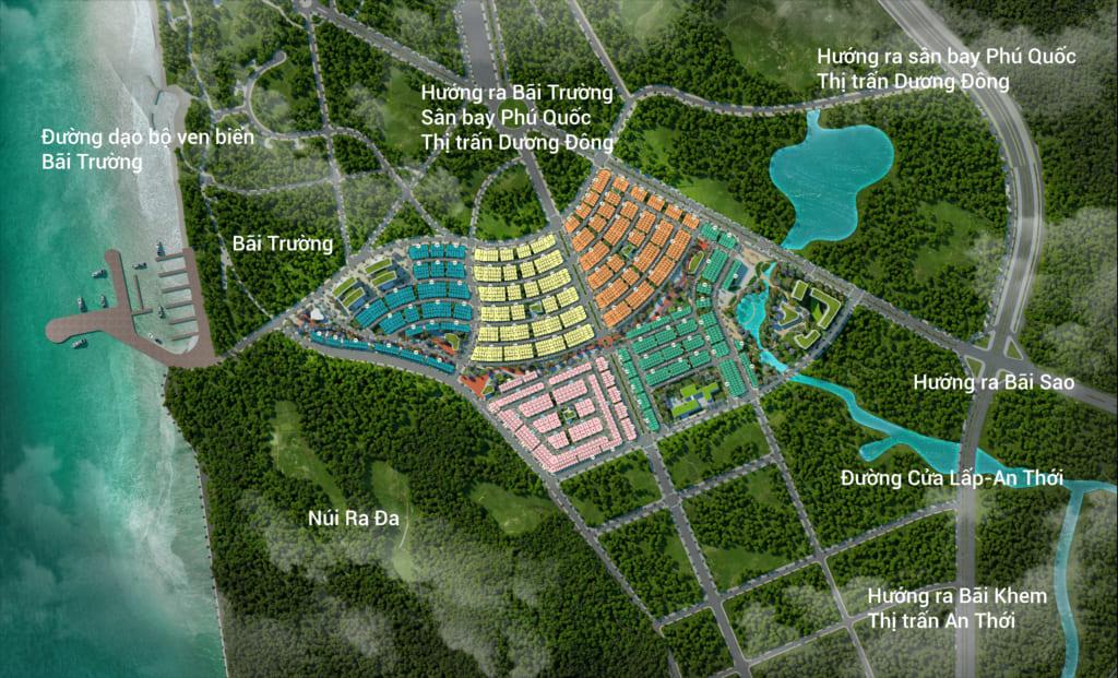 Mặt-bằng-dự-án-meyhomes-Capital- Phú -Quốc